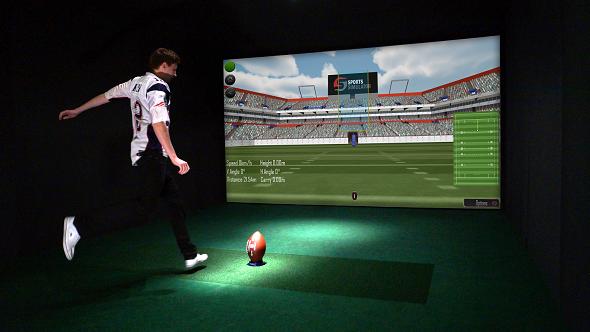 Classic HD 13 Sports Simulator