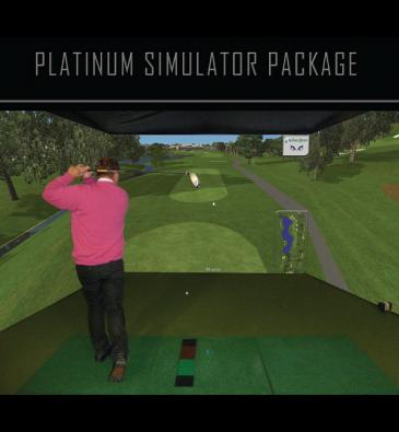 Platinum Simulator 3D Camera Technology