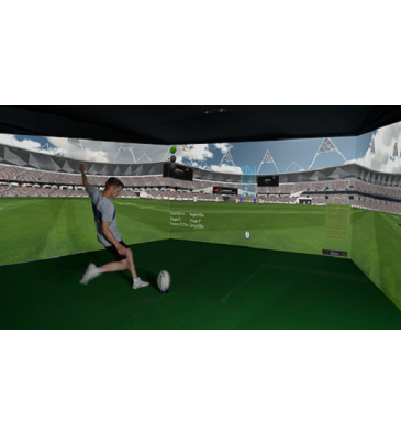 SURROUND HD 13 Sports Simulator