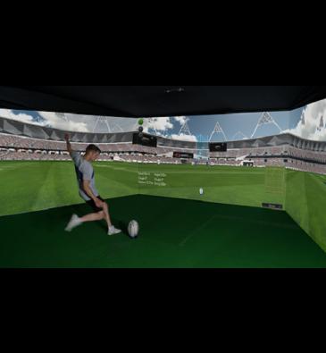 SURROUND HD 13 Sports Simulator