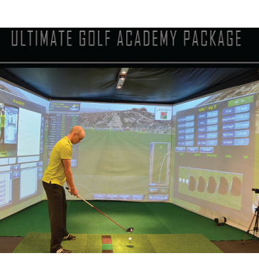 ULTIMATE Golf Academy Simulator